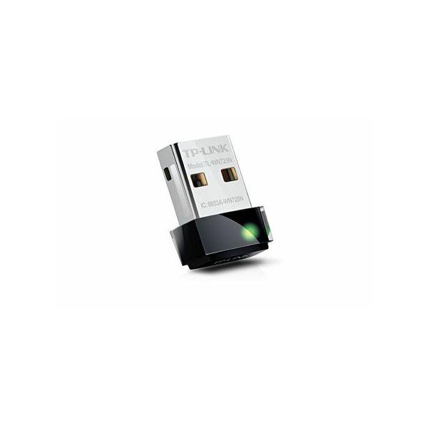 TP-Link TL-WN725N Wireless N USB mini adapter 150Mbps