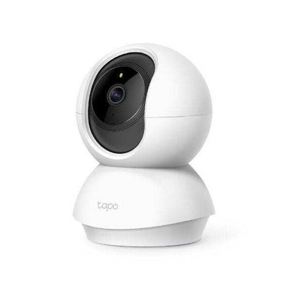 TP-Link Tapo C Pan/Tilt Home Security Wi-Fi Camera