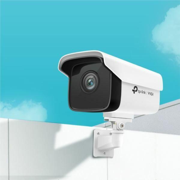 TP-Link VIGI C300HP-6 3MP Outdoor Bullet Network Camera With 6 mm Lens