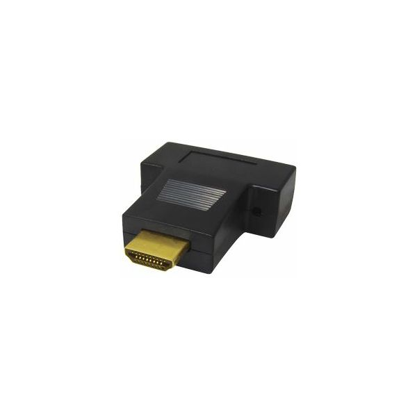 Transmedia DVI HDMI Adapter