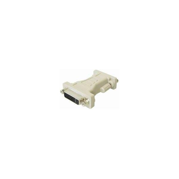 Transmedia C211-K DVI adapter DVI-jack 24 5 pin na 1 x Sub