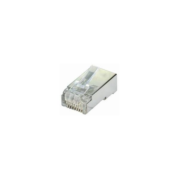 Transmedia TI-15SRL Western 8 8-plug CAT 6 shielded