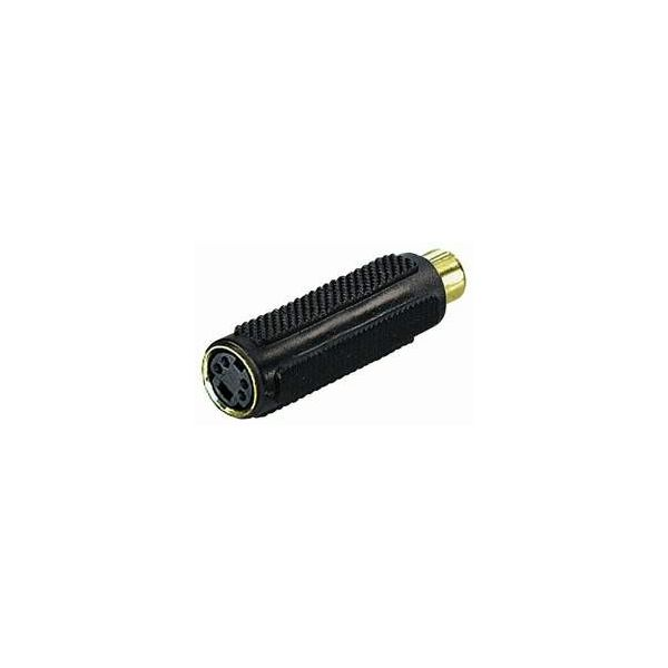 Transmedia VS 19 GL Adapter RCA-jack -4 pin Hosiden-jack