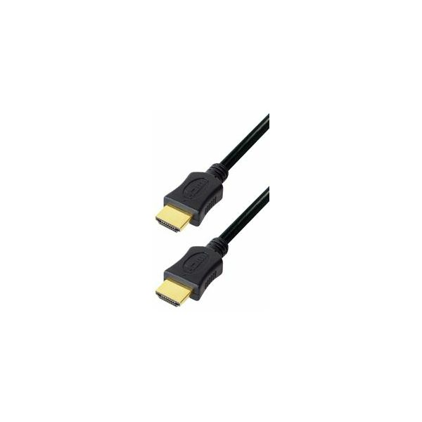 Transmedia HDMI 1.4 High Speed HDMI-cable with Ethernet 7,5m