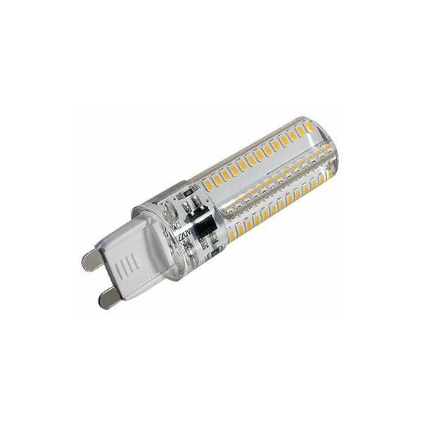 Transmedia LED lamp 230V, 4W 350lm, G9 socket 3000k warm white