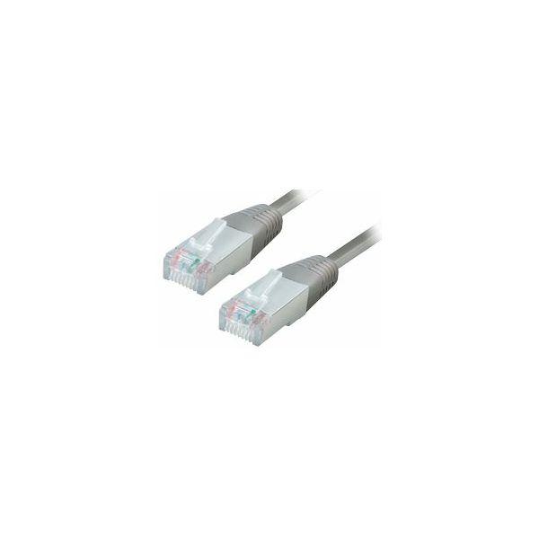 Transmedia Cat.7 SFTP Kabel 10,0M, dark grey