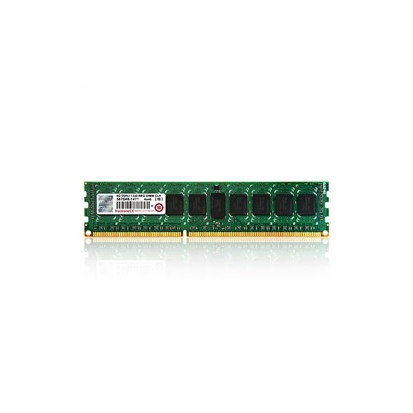 Memorija TRANSCEND 4GB DDR3-1600 REG-DIMM CL11