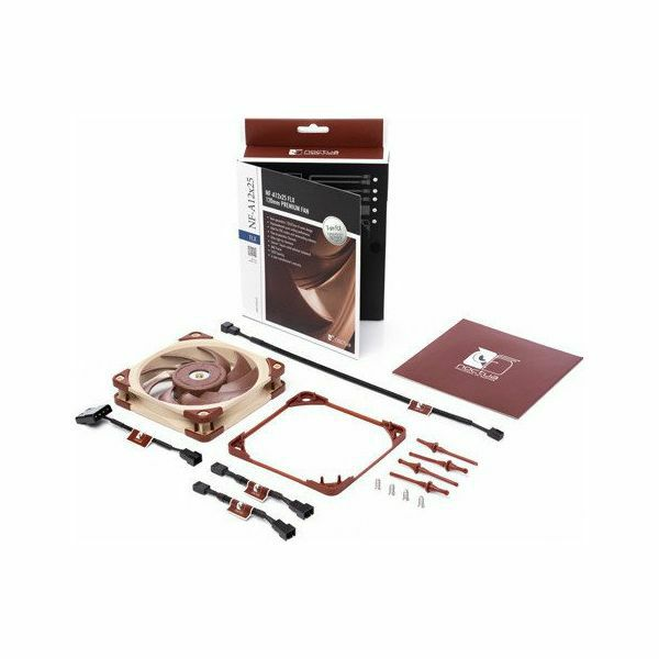 Ventilator Noctua NF-A12x25 FLX, 120mm
