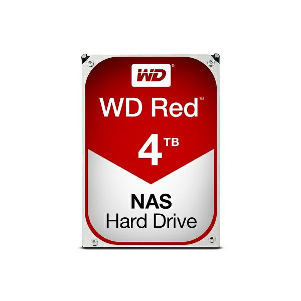 Western Digital Red 4TB, 3,5