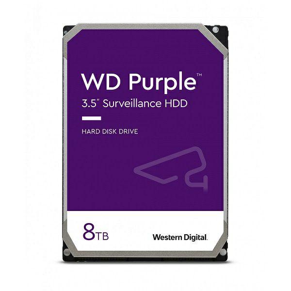 Western Digital Purple 8TB, 3,5