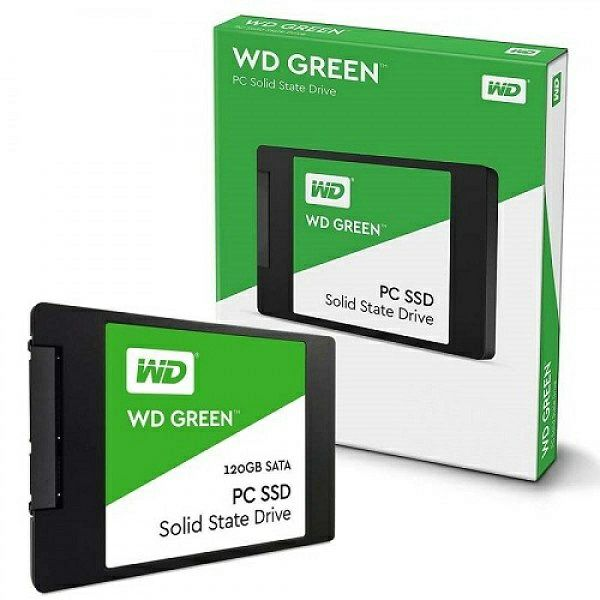 SSD WD Green SSD 480GB, 2,5