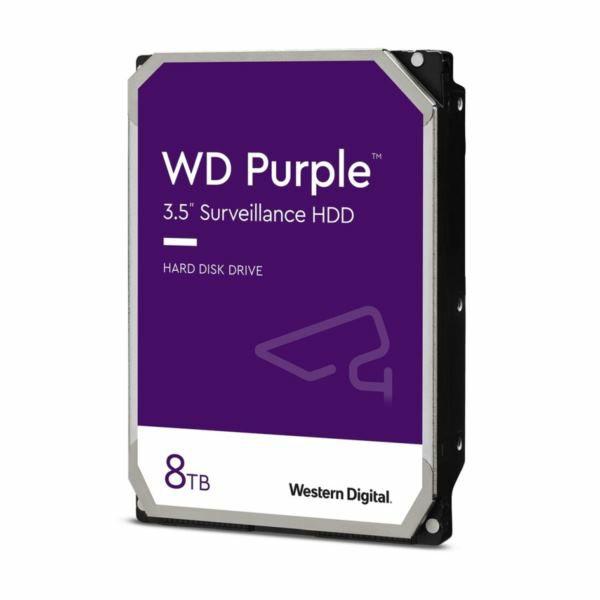 Western Digital HDD, 8TB, 5640, WD Purple