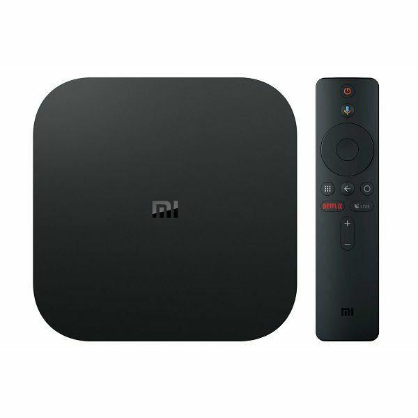 Xiaomi Mi TV Box S EU, 4K, M19E, MDZ-22-AB