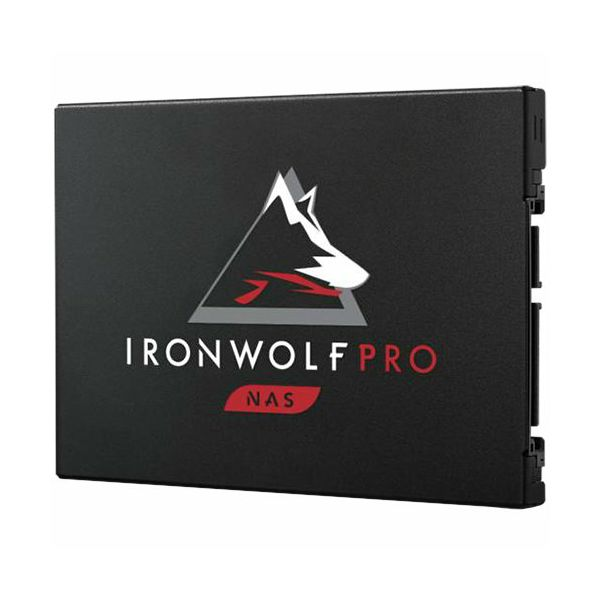 SEAGATE SSD IronWolf Pro 125 (2.5S/480GB/SATA) Single pack