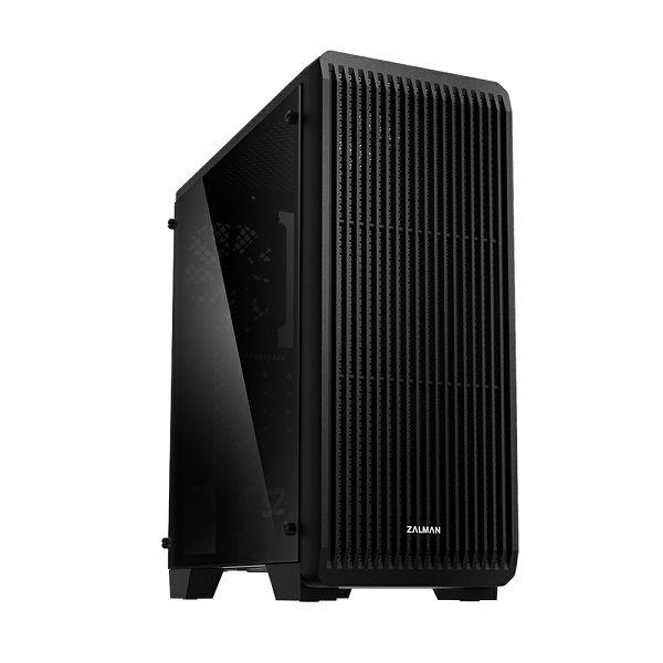 ZALMAN Case S2 TG Midi Tower black