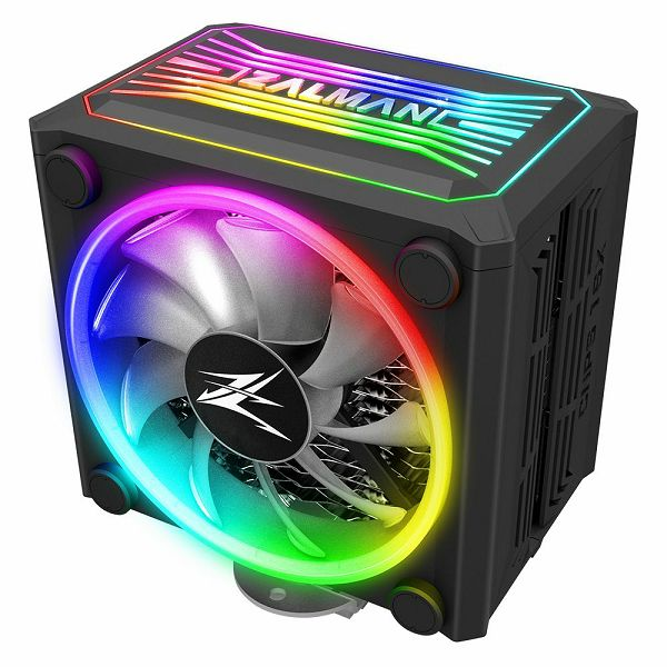 ZALMAN CPU Cooler CNPS16X BLACK RBG