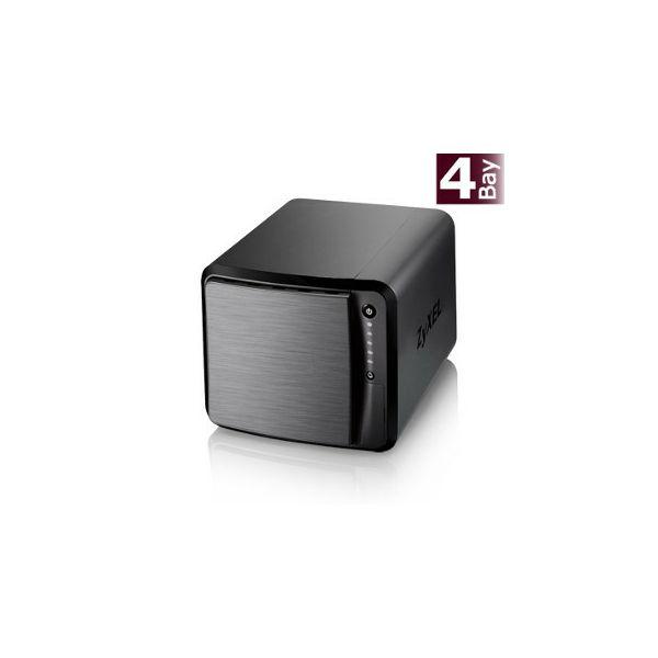 ZyXEL 4-bay Dual Core Personal Cloud Storage